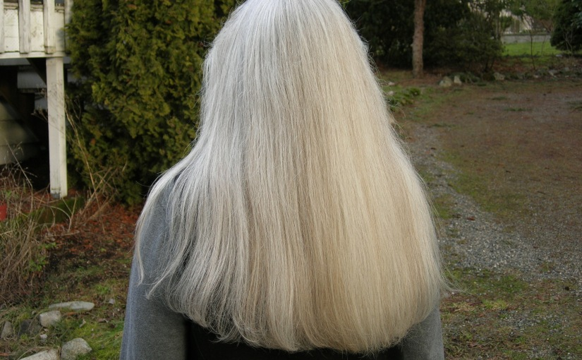 all this talk about hair………..