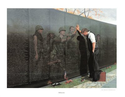 Vietnam Wall Painting
