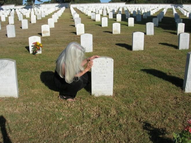 Mom's Grave