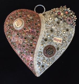 Brenda's Covid 19 Heart